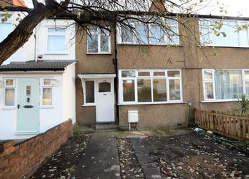 Thumbnail 3 bed terraced house to rent in Brent Park Road, Hendon, London