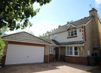 Thumbnail 5 bed detached house for sale in The Willows, Swindon