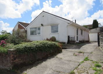 Thumbnail 2 bed detached bungalow for sale in Gofre Coed, Morriston, Swansea