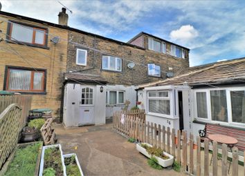 Thumbnail 3 bed cottage for sale in Smithy Fold, Queensbury, Bradford