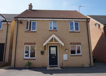 Thumbnail 4 bed detached house for sale in Racecourse Road, Oakham