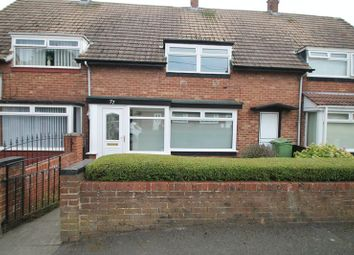 Thumbnail 3 bed terraced house for sale in Clovelly Road, Sunderland