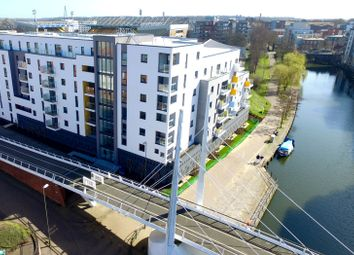 Thumbnail 2 bedroom flat for sale in Wherry Road, Norwich