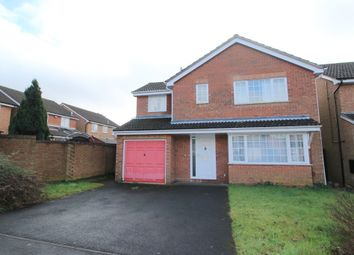 Thumbnail 4 bedroom detached house for sale in Corvette Avenue, Warsash, Southampton