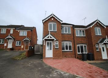 Thumbnail 3 bed semi-detached house to rent in Grattidge Road, Acocks Green, Birmingham
