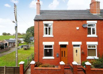 Thumbnail 2 bed end terrace house for sale in Nantwich Road, Audley, Stoke-On-Trent