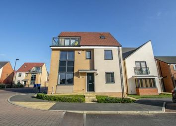 Thumbnail 5 bed detached house for sale in Maynard Street, Great Park, Gosforth