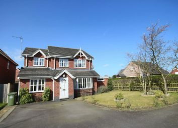 Thumbnail 4 bed detached house for sale in Chancel Drive, Market Drayton