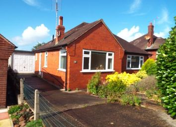 Thumbnail 2 bed bungalow for sale in Bryn Awelon, Mold