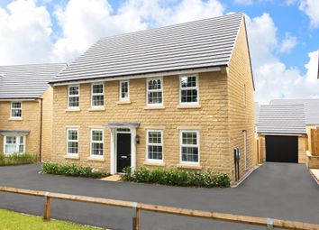 """Thumbnail 4 bed detached house for sale in """"Chelworth"""" at Manywells Crescent, Cullingworth, Bradford"""