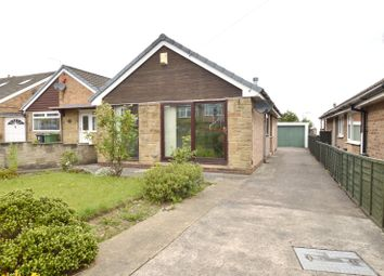 Thumbnail 2 bed detached bungalow for sale in Priestley Drive, Pudsey, West Yorkshire