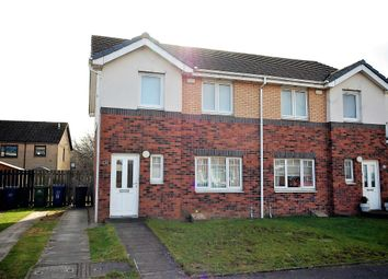 Thumbnail 3 bedroom semi-detached house for sale in Osprey Road, Paisley