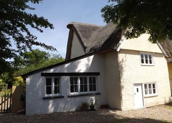 Thumbnail 2 bedroom cottage to rent in Church Way, Haslingfield, Cambridge