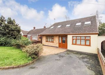 Thumbnail 4 bed detached bungalow for sale in Parrotts Grove, Aldermans Green, Coventry