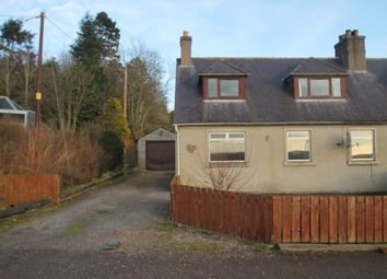Thumbnail 3 bed semi-detached house for sale in Farmton Cottages, Grange, Keith
