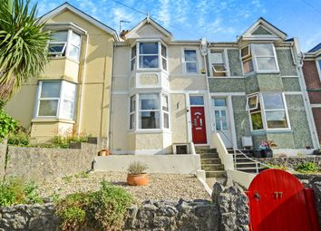 Thumbnail 3 bed terraced house for sale in Forest Road, Torquay