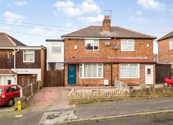 Thumbnail 4 bed semi-detached house for sale in Norbett Road, Arnold, Nottingham, Nottinghamshire