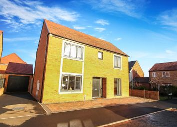 4 bed detached house for sale in Deleval Crescent, Shiremoor, Newcastle Upon Tyne NE27