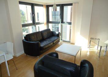 Thumbnail 2 bedroom flat for sale in City Walk, Leeds