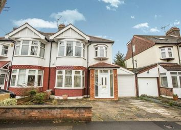 Thumbnail 3 bed semi-detached house for sale in Onslow Gardens, London