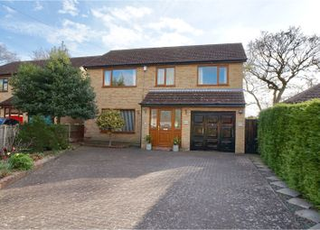 Thumbnail 4 bed detached house for sale in Coopers Holt Close, Skellingthorpe