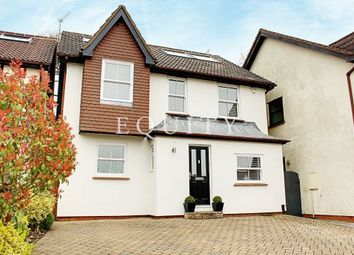 Thumbnail 6 bed detached house for sale in Postern Green, Enfield