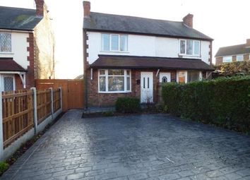 Thumbnail 3 bed semi-detached house for sale in School Lane, Beeston, Nottingham