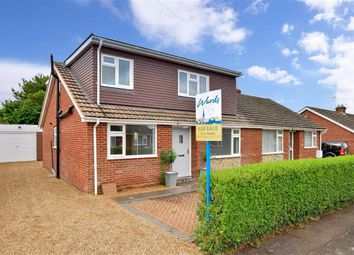 Thumbnail 4 bed bungalow for sale in Grays Way, Canterbury, Kent