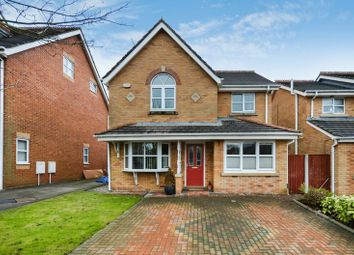 Thumbnail 4 bed detached house for sale in 25 Rosefinch Way, Blackpool