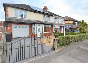 Thumbnail 3 bed semi-detached house for sale in Scot Lane, Blackrod, Bolton