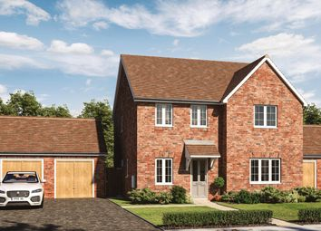 Thumbnail 4 bed detached house for sale in Stoke Mandeville, Aylesbury, Buckinghamshire