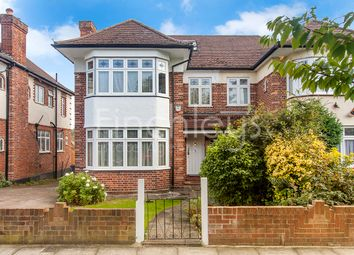 Thumbnail 4 bed semi-detached house to rent in Bincote Road, Enfield