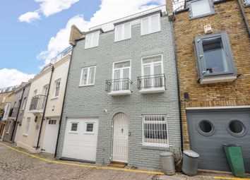 Thumbnail 2 bed town house to rent in Vernon Yard W11,