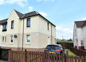 Thumbnail 3 bed flat for sale in Thorndean Avenue, Bellshill