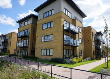 Thumbnail 2 bedroom flat for sale in 14 Riverside Wharf, Dartford