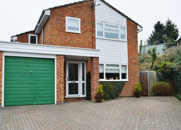 Thumbnail 4 bed detached house to rent in Ward Close, Ware