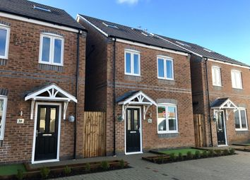 Thumbnail 3 bed detached house to rent in Melton Street, Earl Shilton, Leicester