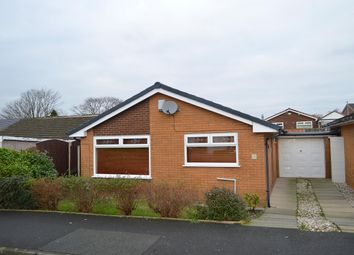 Thumbnail 2 bed bungalow for sale in Silverdale Avenue, Chadderton, Oldham