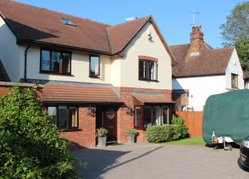 West Ham Lane, Basingstoke, Hampshire RG22. 4 bed detached house