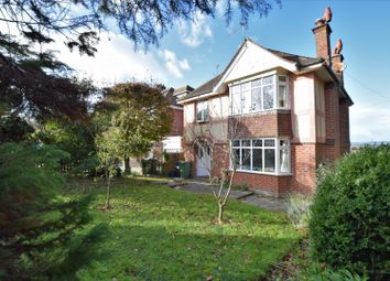 Thumbnail 3 bed detached house for sale in Wyke Road, Weymouth