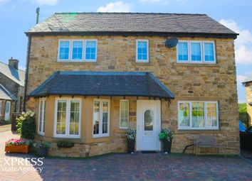 Thumbnail 4 bed detached house for sale in Woodhorn Mews, Woodhorn Village, Ashington, Northumberland