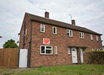 Thumbnail 2 bedroom property to rent in Central Avenue, Dogsthorpe, Peterborough
