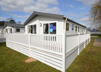 Thumbnail 6 bed lodge for sale in Dawlish Sands Holiday Park, Warren Road, Dawlish Warren