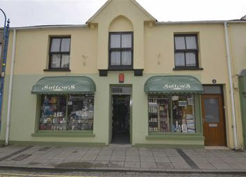 Commercial property to let in The Strand, Saundersfoot, Dyfed SA69