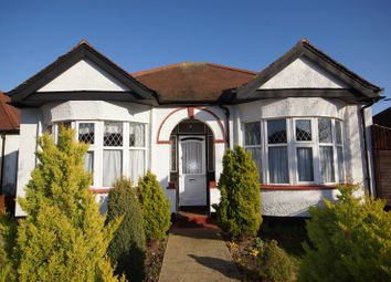 Thumbnail 2 bed detached bungalow for sale in Connaught Gardens, Shoeburyness, Southend-On-Sea