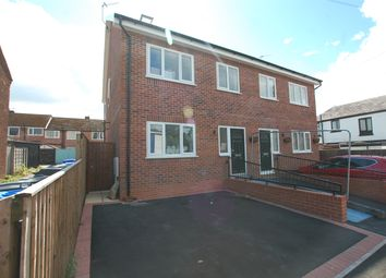 Thumbnail 4 bed semi-detached house to rent in Stanwell Road, Swinton, Manchester