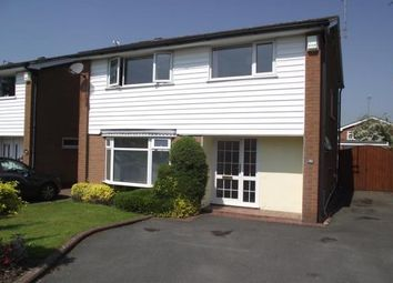 Thumbnail 4 bedroom property to rent in Charlecote Road, Poynton, Stockport