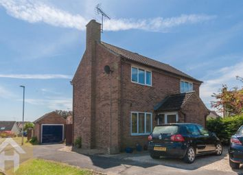 Thumbnail 3 bed detached house for sale in Garraways, Royal Wootton Bassett, Swindon