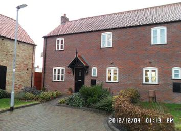 Thumbnail 3 bed semi-detached house to rent in Thomas Kitching Way, Bardney
