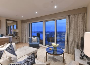 Thumbnail 2 bed flat for sale in Waterfront I, Royal Arsenal Riverside